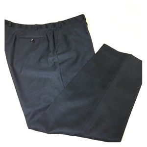 NWOT Ralph Lauren Men,s Black Pants, 40W x 30L